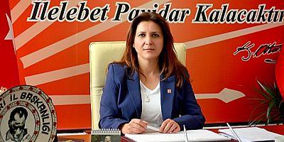 CHP Kayseri İl Başkanı Ümit Özer 'den 19 Eylül Gaziler Günü mesajı