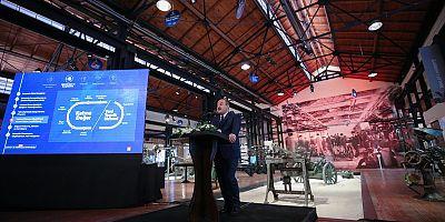 Sanayi ve Teknoloji Bakanı Varank 2023 Sanayi ve Teknoloji Stratejisi açıklandı