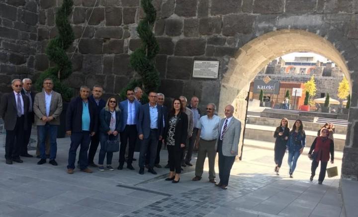 ''Tarihi Kayseri Kalemizde ne ruh kalmış ne tarih''