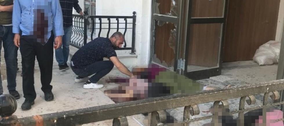 Terör örgütü YPG/PKK'nın saldırısında bir anne ve 2 kızı şehit düştü