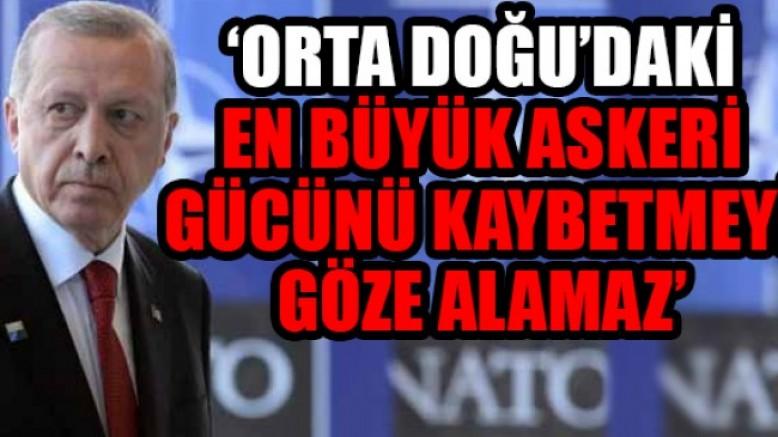 Times: NATO'nun uyum içinde olmasına en büyük tehdit Erdoğan