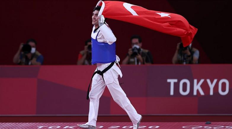 Tokyo Olimpiyat Oyunları: Türkiye'ye ilk madalyalar tekvandodan geldi