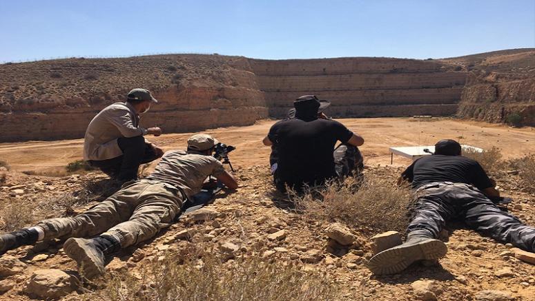 Türk askeri, Libyalı askerlere
