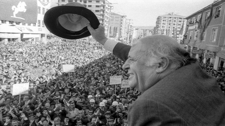 Türk siyasetinin