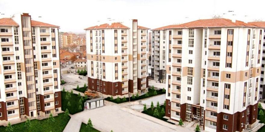 Türkiye'de konut satışları geçen yıla göre %23 azaldı