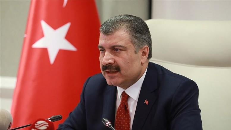 Türkiye'de son 24 saatte Kovid-19' dan 71 kişi hayatını kaybetti 1723 yeni tanı