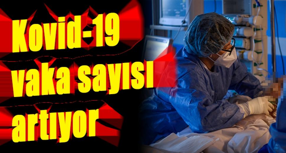 Türkiye'de yeni vaka sayısı 27 binin üzerine çıktı