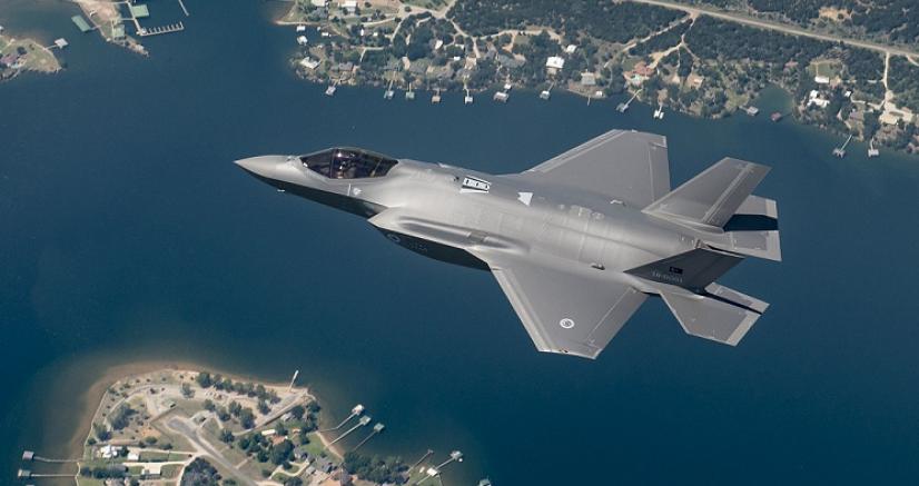Türkiye F-35 programına dönüş için lobi şirketi ile 750 bin dolara antlaştı