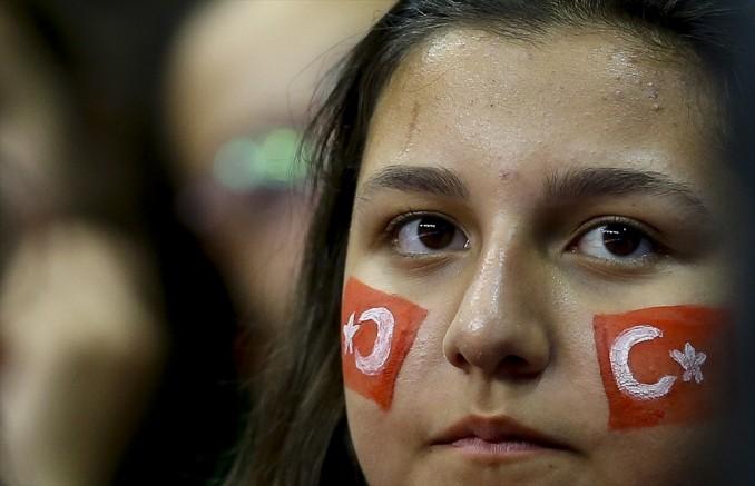 Türkiye - Japonya karşılaşması