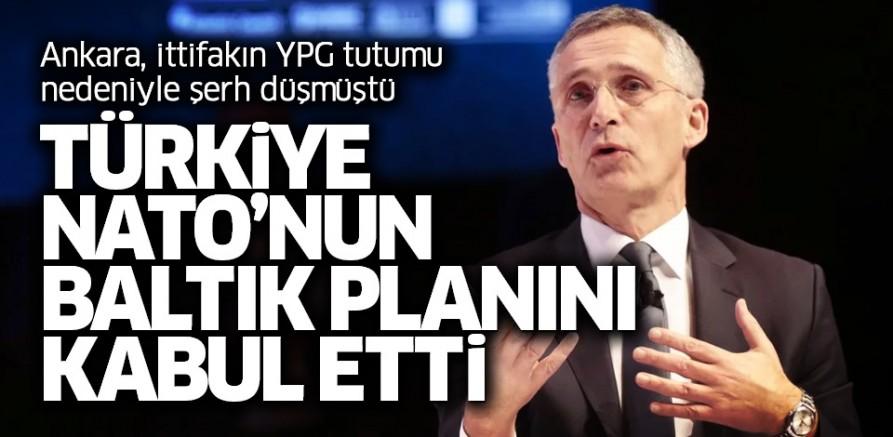 Türkiye, NATO'nun Baltık planını kabul etti