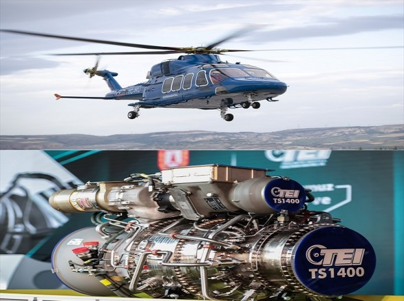 Türkiye'nin ilk jet motoru,