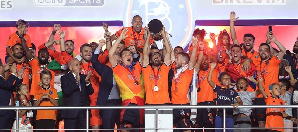 'Türkiye'nin yeni şampiyonu' Medipol Başakşehir