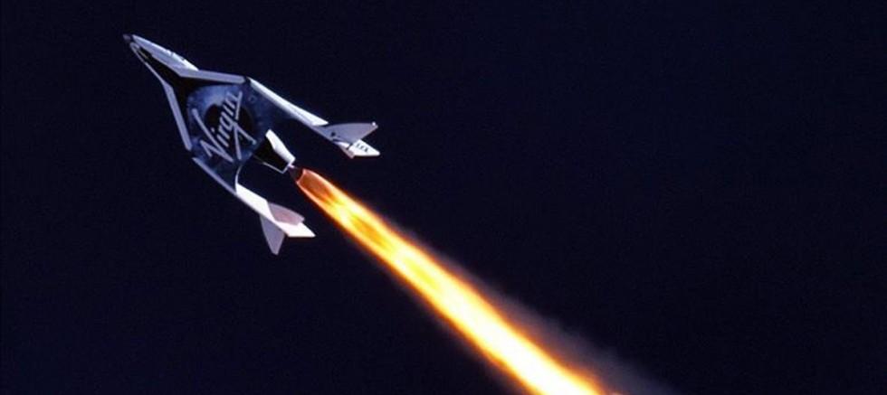 Virgin Galactic'in yörünge altı test uçuşu başarısız oldu