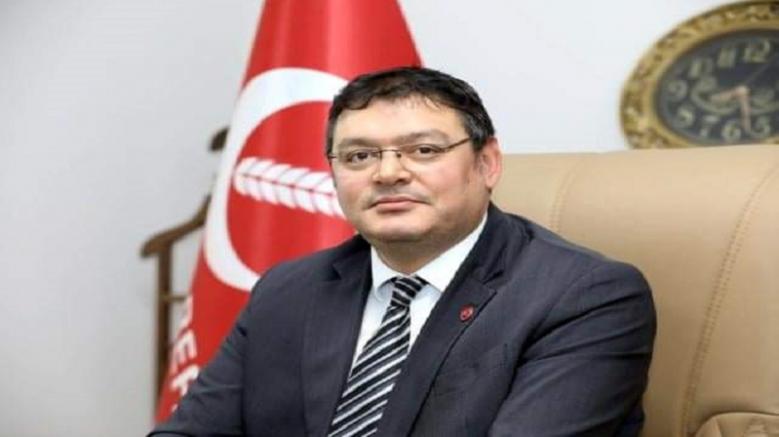 Yeniden Refah Partisi Kayseri İl Başkanı Narin:''Ziller mutluluk için çalsın''
