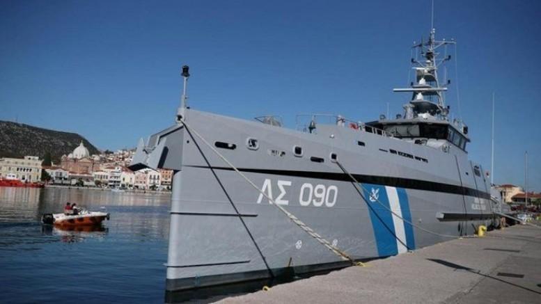 Yunan donanmasında