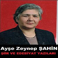 Ayşe Zeynep Şahin
